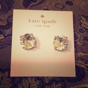 Kate ♠️ Spade Gumdrop Stud Earring
